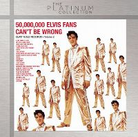 Cover Elvis Presley - 50,000,000 Elvis Fans Can't Be Wrong: Elvis' Gold Records - Volume 2