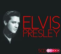 Cover Elvis Presley - 5CD