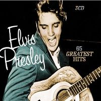 Cover Elvis Presley - 65 Greatest Hits