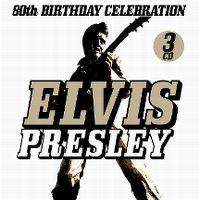 Cover Elvis Presley - 80th Birthday Celebration