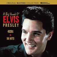 Cover Elvis Presley - A Big Hunk O' Elvis