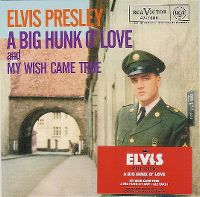 Cover Elvis Presley - A Big Hunk O' Love