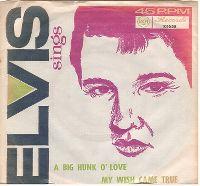 Cover Elvis Presley - A Big Hunk O' Love