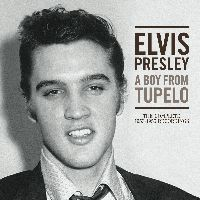 Cover Elvis Presley - A Boy From Tupelo - The Complete 1953-1955 Recordings