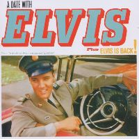 Cover Elvis Presley - A Date With Elvis / Elvis Is Back!