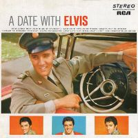 Cover Elvis Presley - A Date With Elvis