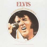 Cover Elvis Presley - A Legendary Performer - Volume 1