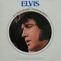 Cover Elvis Presley - A Legendary Performer - Volume 2