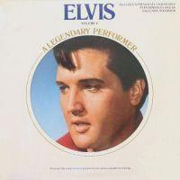 Cover Elvis Presley - A Legendary Performer Vol. 4