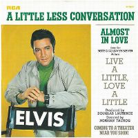 Cover Elvis Presley - A Little Less Conversation
