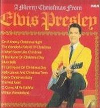 Cover Elvis Presley - A Merry Christmas From