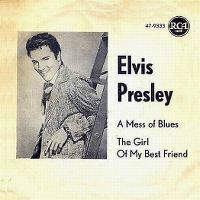 Cover Elvis Presley - A Mess Of Blues