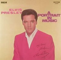 Cover Elvis Presley - A Portrait In Music