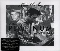 Cover Elvis Presley - A Touch Of Platinum ~ A Life In Music