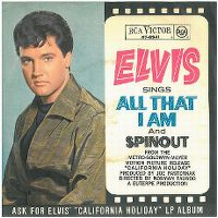Cover Elvis Presley - All That I Am