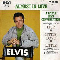 Cover Elvis Presley - Almost In Love