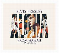 Cover Elvis Presley - Aloha From Hawaii Via Satellite