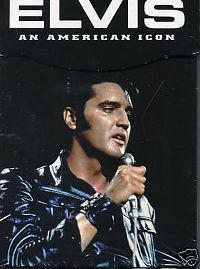 Cover Elvis Presley - An American Icon