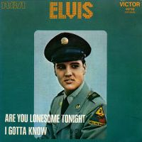 Cover Elvis Presley - Are You Lonesome To-Night?