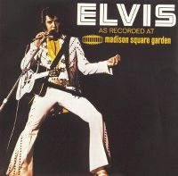Cover Elvis Presley - As Recorded At Madison Square Garden