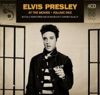 Cover Elvis Presley - At The Movies - Volume One