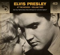 Cover Elvis Presley - At The Movies - Volume Two