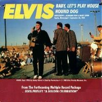 Cover Elvis Presley - Baby Let's Play House