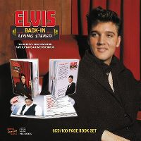 Cover Elvis Presley - Back In Living Stereo - The Essential 1960-62 Masters Rare Outtakes & Home Recordings