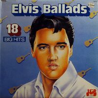Cover Elvis Presley - Ballads - 18 Classic Love Songs