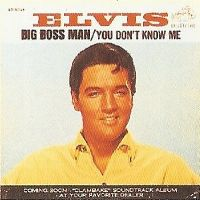 Cover Elvis Presley - Big Boss Man