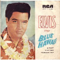 Cover Elvis Presley - Blue Hawaii
