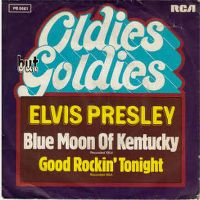 Cover Elvis Presley - Blue Moon Of Kentucky