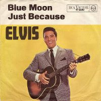 Cover Elvis Presley - Blue Moon