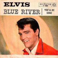 Cover Elvis Presley - Blue River