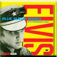 Cover Elvis Presley - Blue Suede Shoes