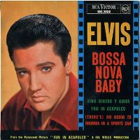 Cover Elvis Presley - Bossa Nova Baby