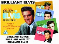 Cover Elvis Presley - Brilliant Elvis The Collection