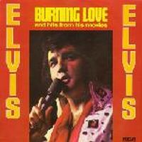 Cover Elvis Presley - Burning Love And Hits From His Movies Vol. 2