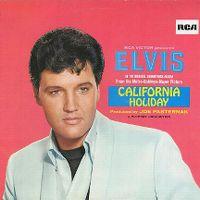 Cover Elvis Presley - California Holiday