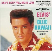 Cover Elvis Presley - Can't Help Falling In Love