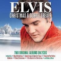 Cover Elvis Presley - Christmas & Gospel Greats