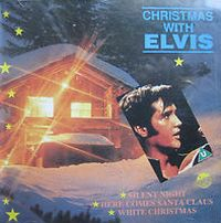 Cover Elvis Presley - Christmas With Elvis
