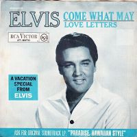 Cover Elvis Presley - Come What May