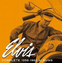 Cover Elvis Presley - Complete 1956-62 Albums