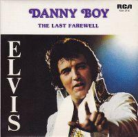 Cover Elvis Presley - Danny Boy