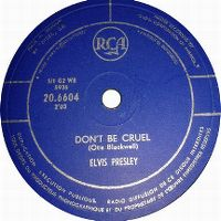 Cover Elvis Presley - Don't Be Cruel