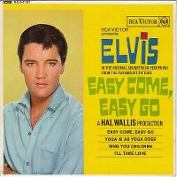 Cover Elvis Presley - Easy Come, Easy Go