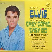 Cover Elvis Presley - Easy Come, Easy Go
