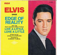 Cover Elvis Presley - Edge Of Reality