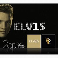 Cover Elvis Presley - Elv1s - 30 #1 Hits + ElvIIs 2nd To None